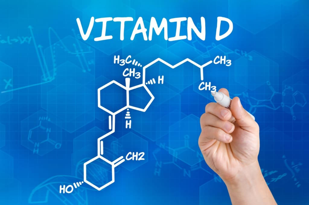 ビタミンDが含まれる食品と効果は?摂取量の目安も解説